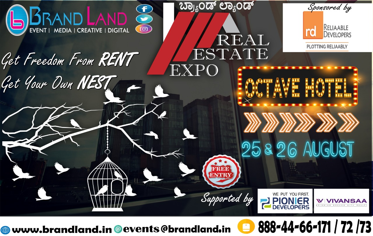 EXPO (Real estate expo in Octave hotel  )